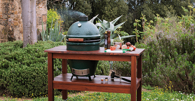 Big Green Egg Smokers & Grills Family Image