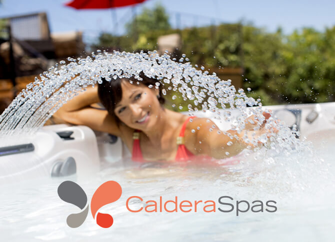 Caldera Water Care Family Image