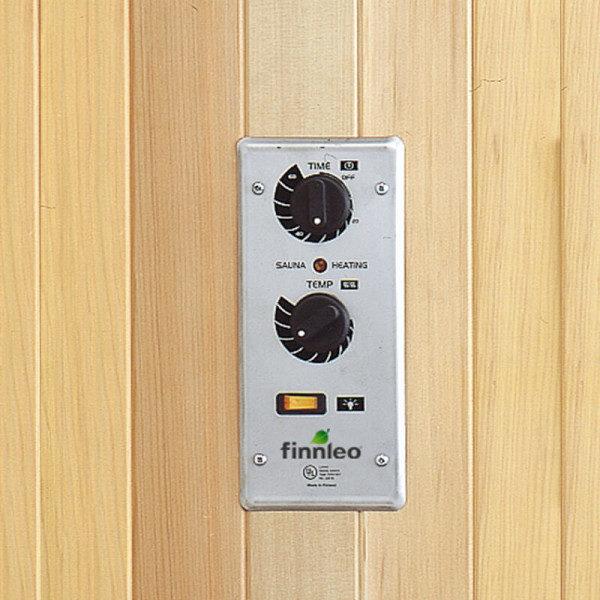 Finnleo heater control at Thatcher Pools & Spas