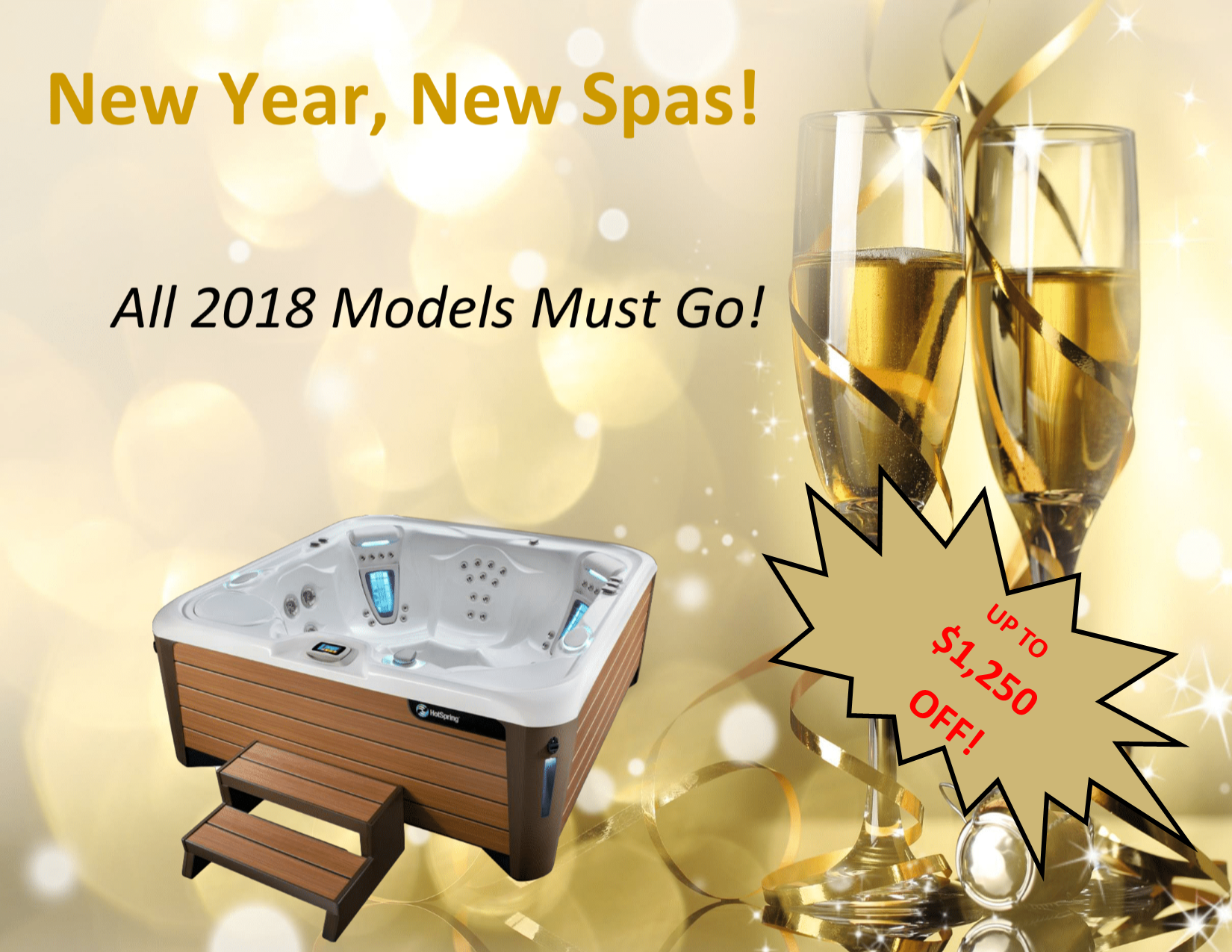 New Year, New Spa