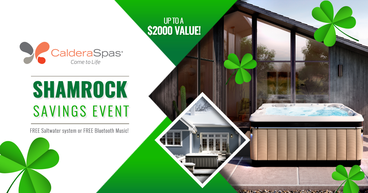 Shamrock Savings Event