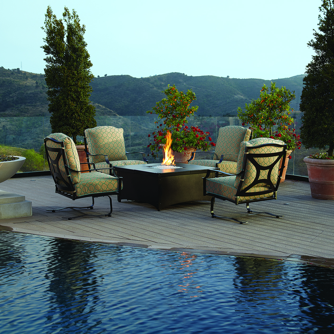 Swell Ow Lee Patio Furniture Thatcher Pools And Spas Download Free Architecture Designs Jebrpmadebymaigaardcom
