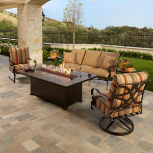 Patio Furniture, Outdoor Furniture, Backyard Makeover, High end outdoor furniture, O.W. Lee Patio Furniture, ow lee patio furniture, outdoor furniture made in the USA, made in the usa