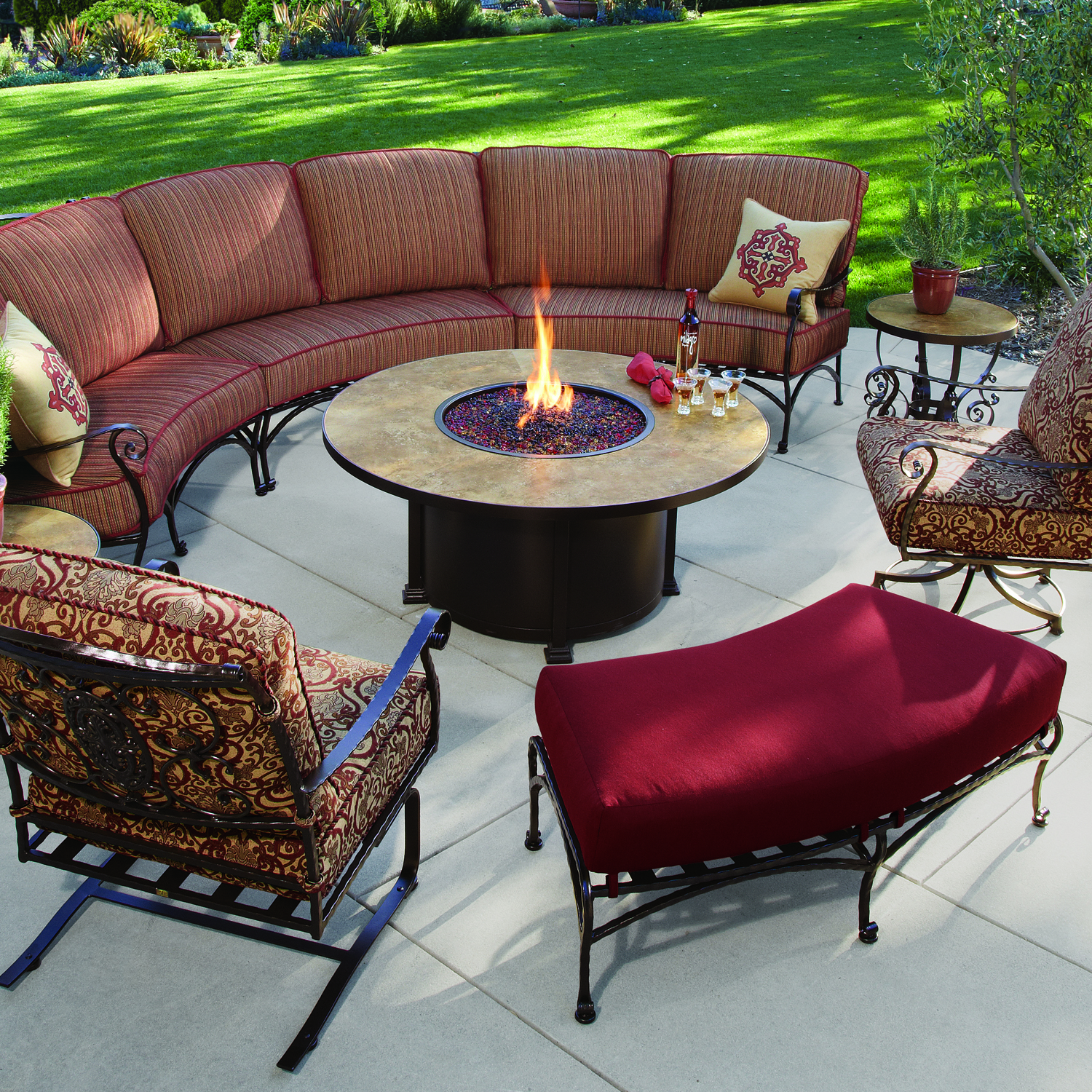 Ow Lee Patio Furniture Thatcher Pools And Spas