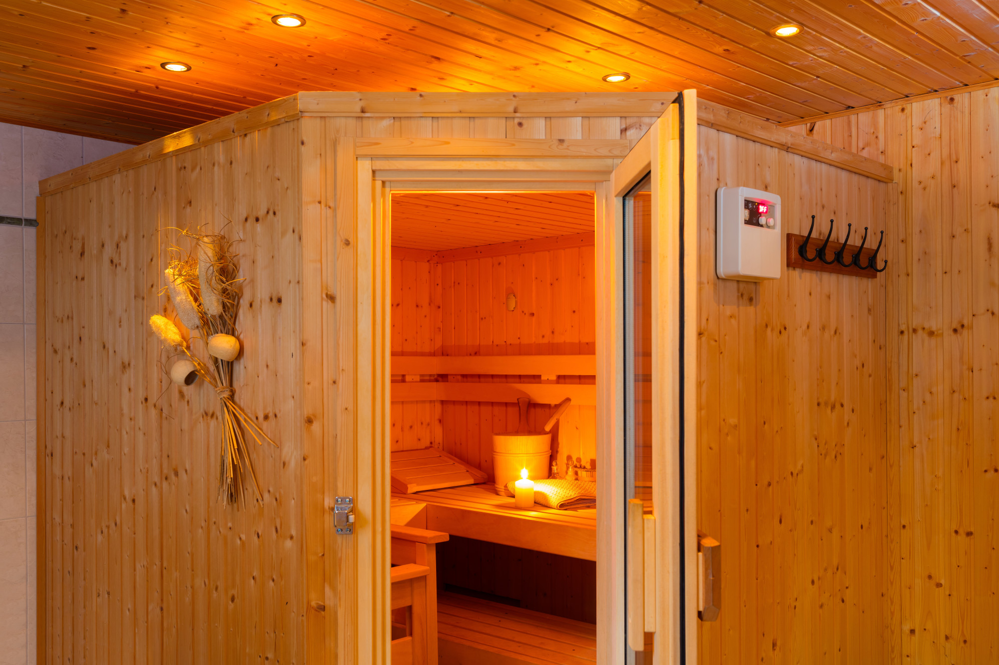 Relaxing at Home: The Top Benefits of Installing an In Home Sauna