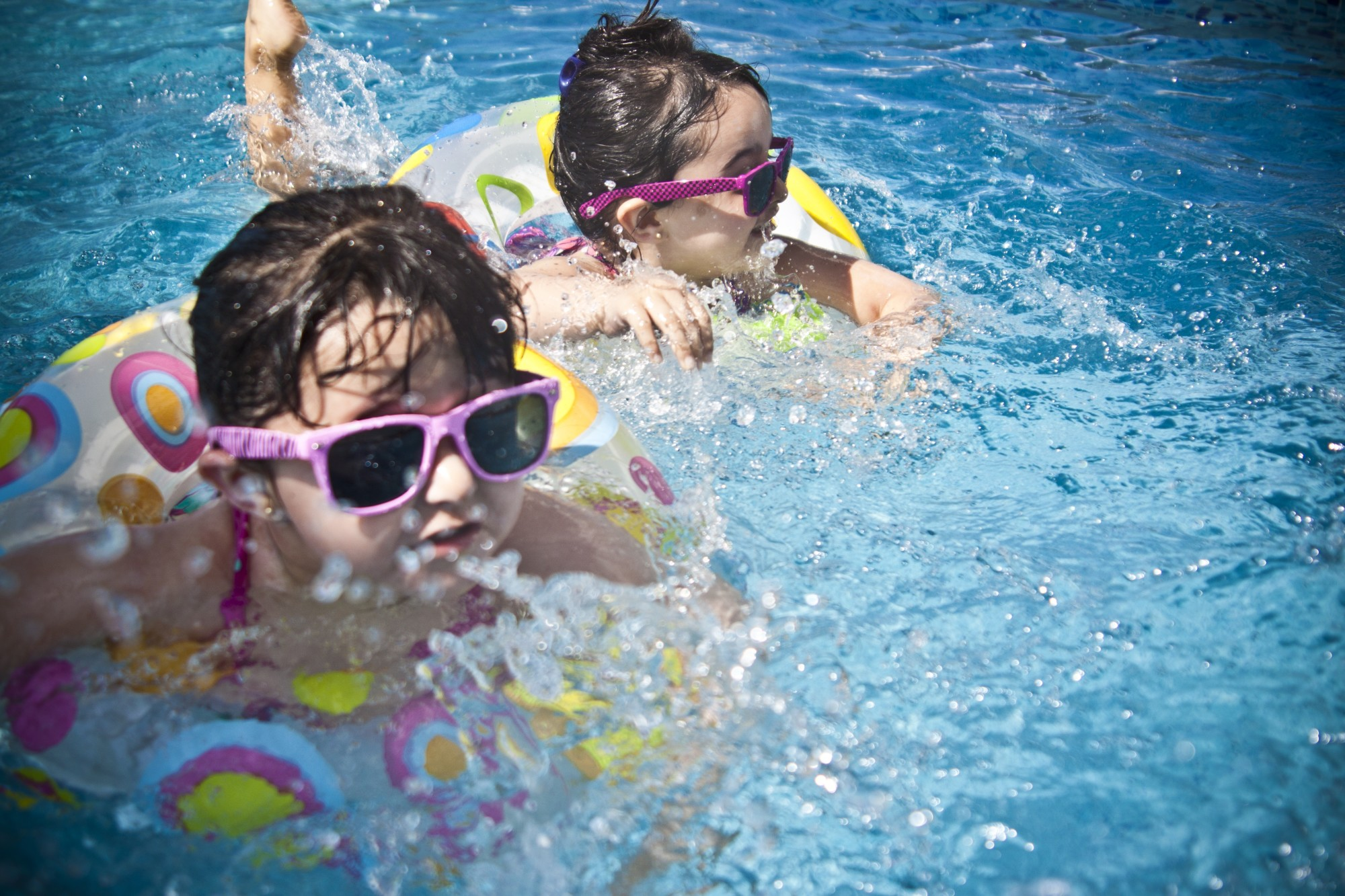 Good Times: 9 Super Pool Games to Play With Your Kids in Your Home Pool