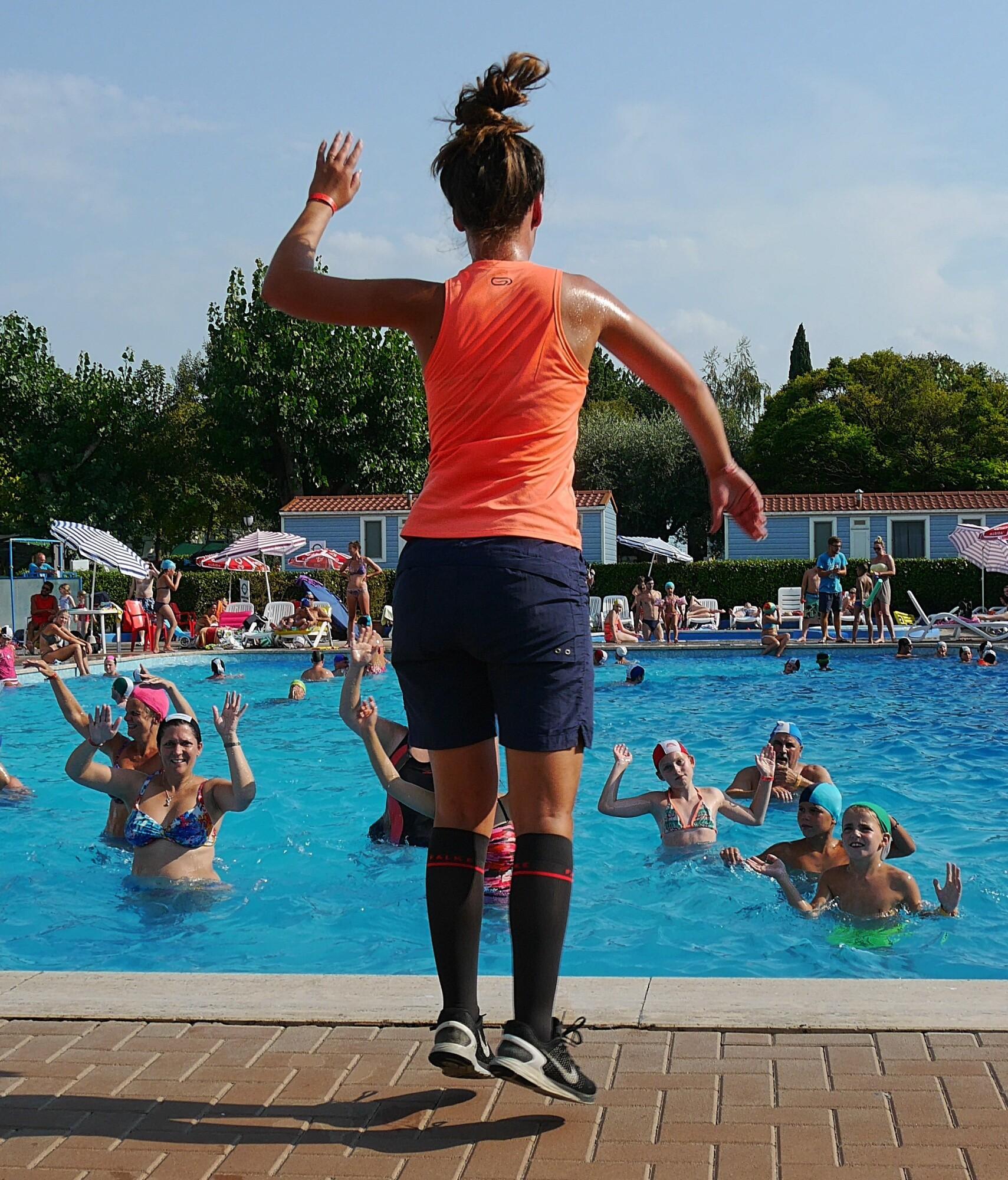 The Health Benefits of Water Aerobics