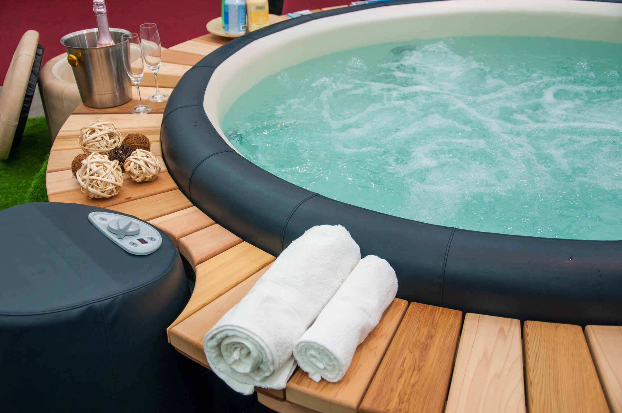 5 Unique Hot Tub Health Benefits that Support Overall Wellness
